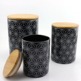 Tea Coffee Sugar Containers